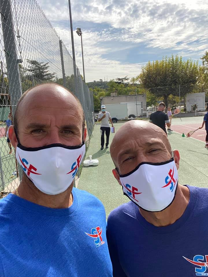 DEJEPS tennis jour 1