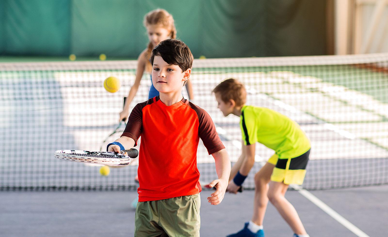 La conception de jeu collectif en tennis