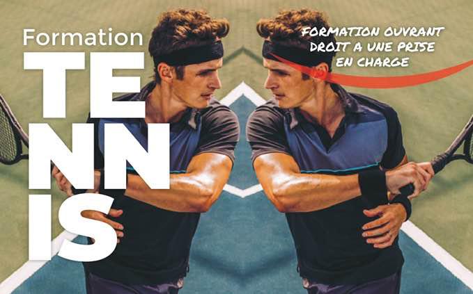 Formation aux préférences de latéralité naturelle d'un joueur de tennis