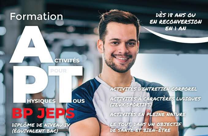 Formation APT BP JEPS