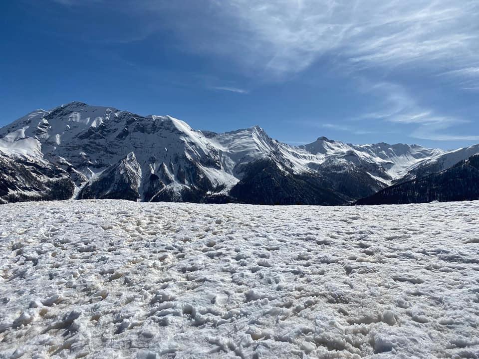 Avec un BPJEPS « activités physiques pour tous » travaillez en station et profitez de ces paysages tout l'hiver