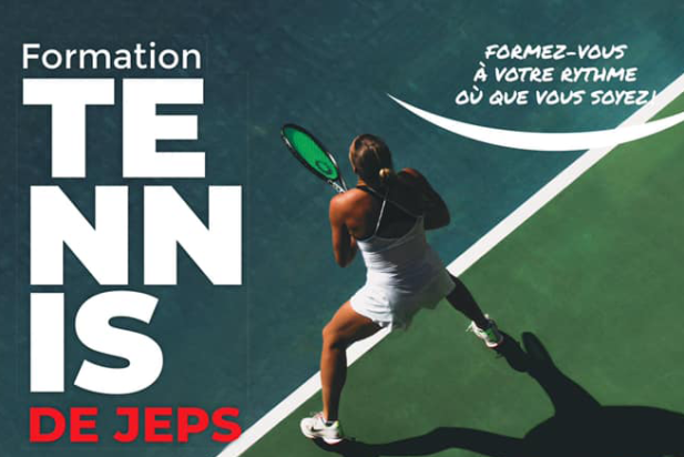Inscriptions ouvertes pour la formation DEJEPS tennis