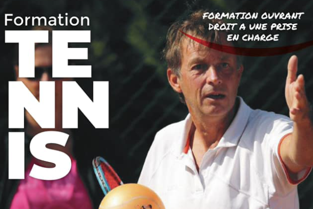 Tennis cooleurs avec Olivier LETORT
