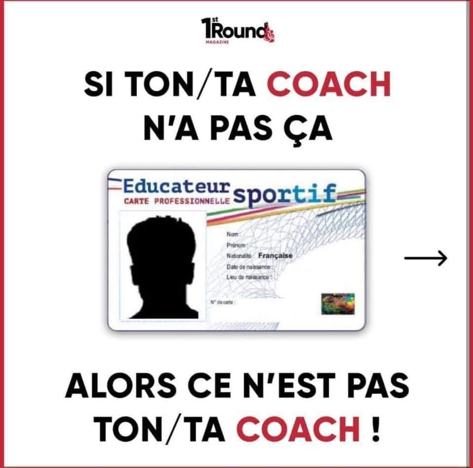 Arnaque coach sportif