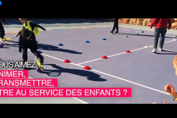 DEJEPS Tennis Formation diplomante