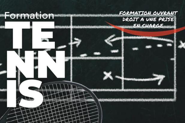 Formation Formation professionnelle aux tactiques et stratégies du tennis