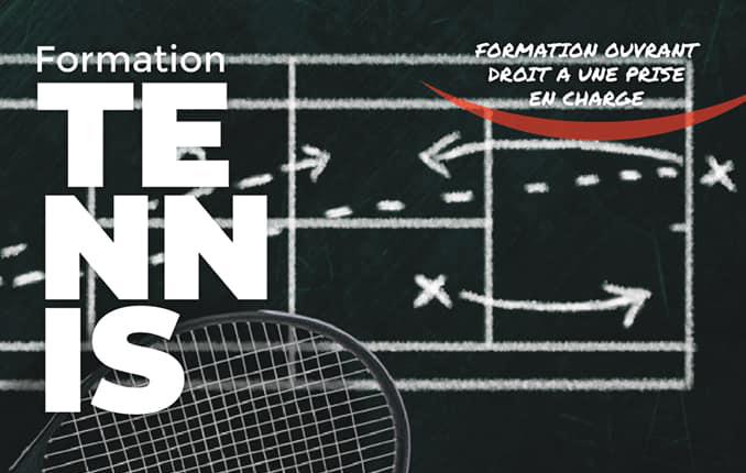 Formation professionnelle aux tactiques et stratégies du tennis