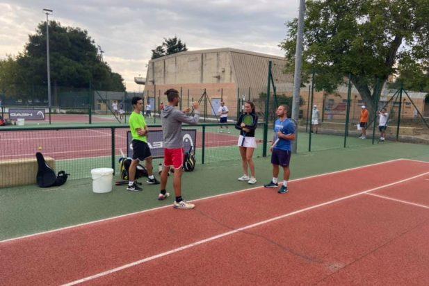 Formation au protocole vidéo pour les stagiaires DEJEPS tennis session 2021-2022